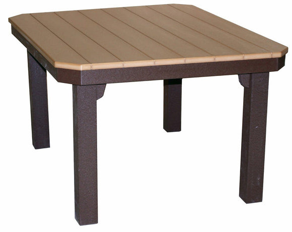 Meadowview Outdoor Furniture 44 Inch Rectangle Table