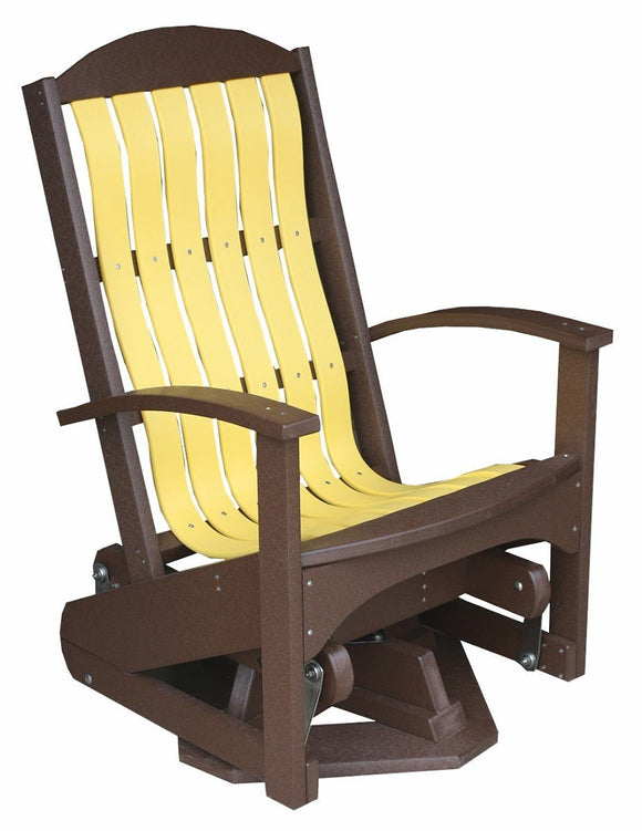 Meadowview Outdoor Furniture Beach Cruiser Swivel Glider