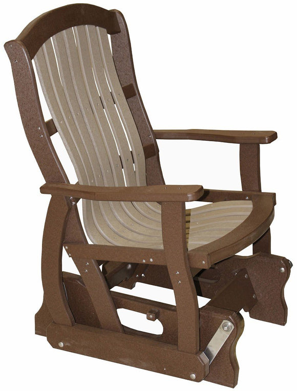 Meadowview Outdoor Furniture Classic Cottage Glider