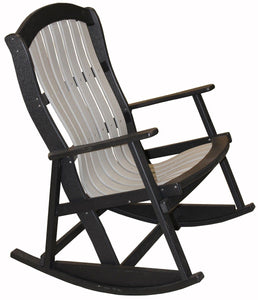 Meadowview Outdoor Furniture Classic Cottage Rocker 21 inches wide