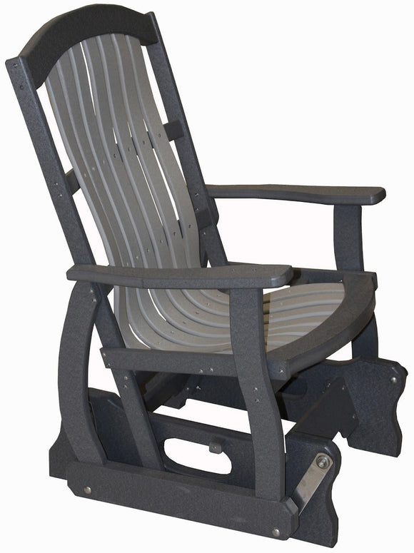 Meadowview Outdoor Furniture Cottage Glider