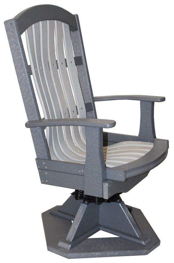 Meadowview Outdoor Furniture Swivel Rocker Chair