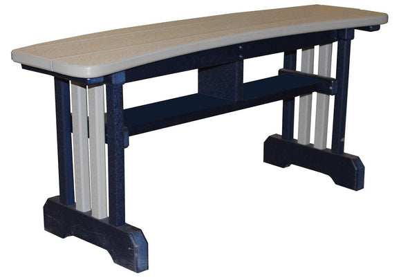 Meadowview Outdoor Furniture Table Bench 42 inches