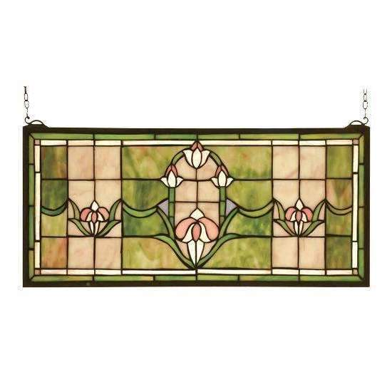 Meyda Decor Tulip Transom window