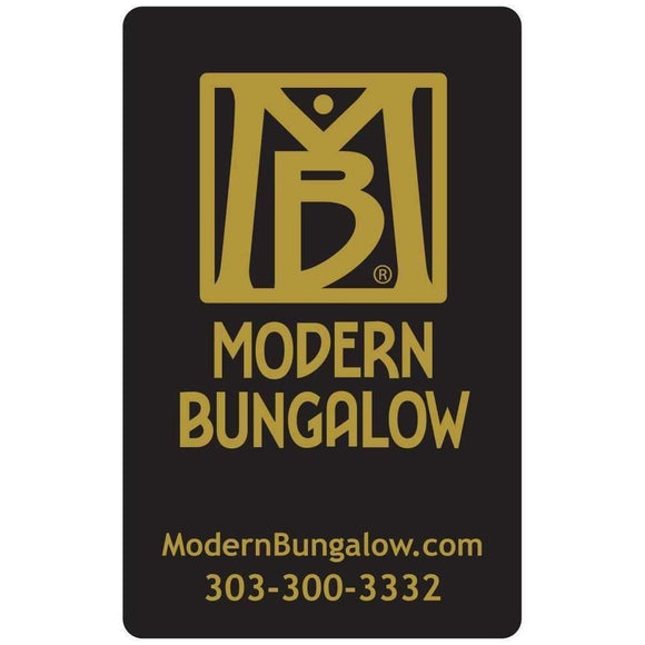 Modern Bungalow Gifts Gift Card