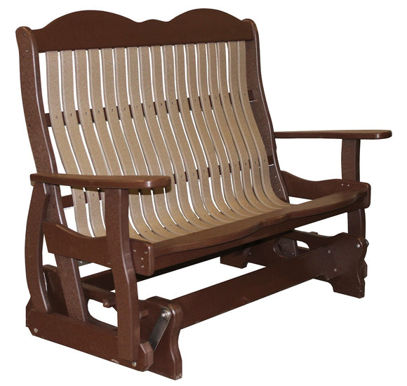 Classic Cottage Glider Bench
