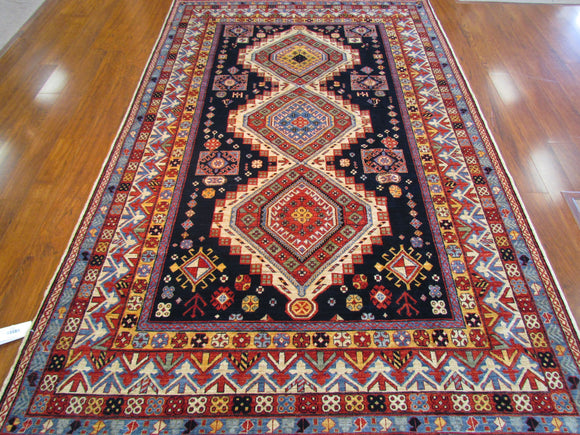 Persian Carpet Rug Classic Layers Rug 4x6