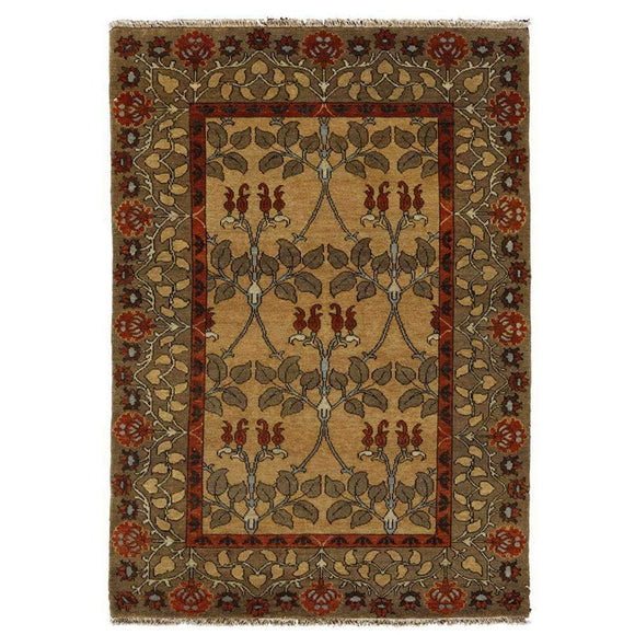 Persian Carpet Rug Essex Rug 2x3