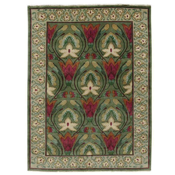 Persian Carpet Rug Stephanotis Rug 2x3