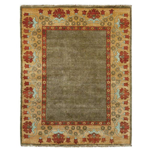 Persian Carpet Rug Streatham Border Rug 2x3