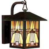 Quoizel Exterior Lighting Inglenook Exterior Sconce 7in