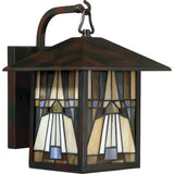 Quoizel Exterior Lighting Inglenook Exterior Sconce 9in