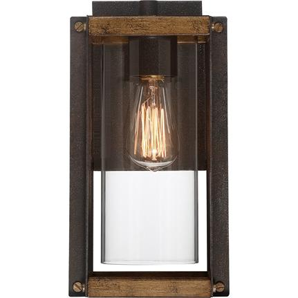 Quoizel Exterior Lighting Marion Square Outdoor Sconce - 13.25 Inches