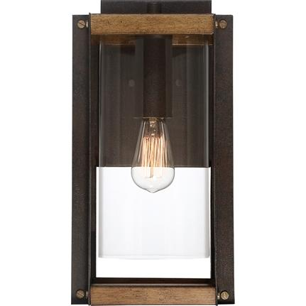 Quoizel Exterior Lighting Marion Square Outdoor Sconce - 16.5 Inches
