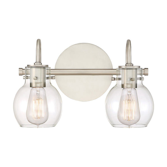 Quoizel Interior Lighting Andrews 2 Light Fixture
