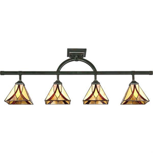 Quoizel Interior Lighting Asheville 4 Light Track Fixture