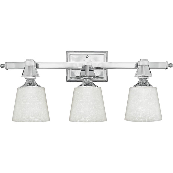 Quoizel Interior Lighting Deluxe 3 Light Fixture