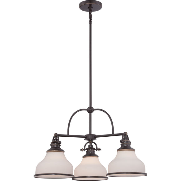 Quoizel Interior Lighting Grant Dinette Chandelier