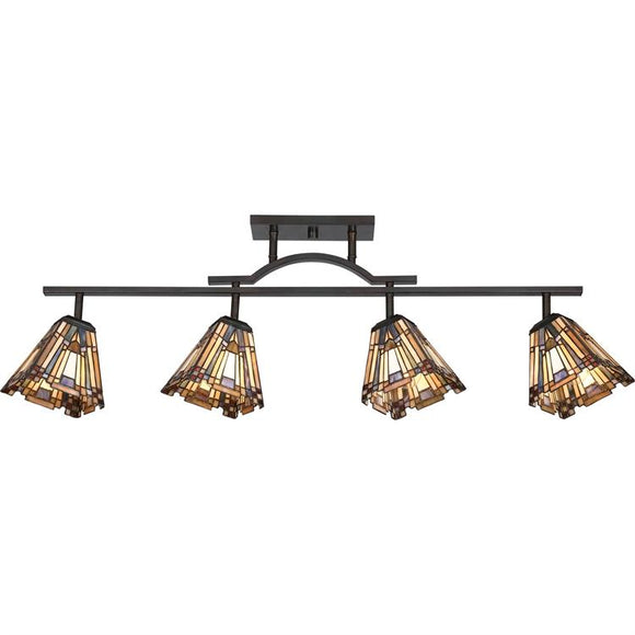 Quoizel Interior Lighting Inglenook 4 Light Track Fixture