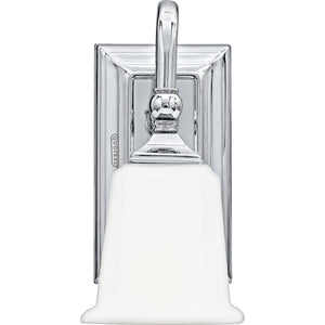 Quoizel Interior Lighting Nicholas Chrome Sconce
