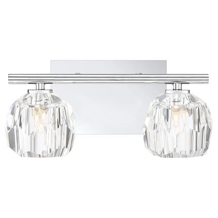 Quoizel Interior Lighting Regalia 2 Light Bath Fixture