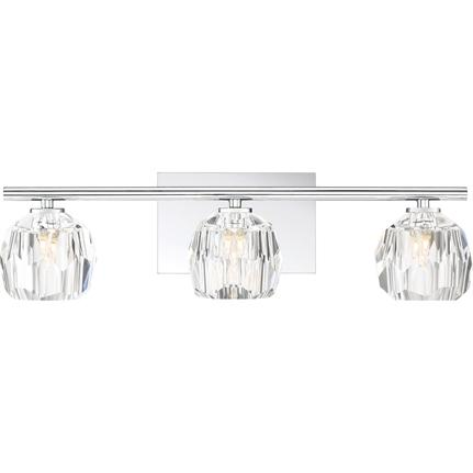 Quoizel Interior Lighting Regalia 3 Light Bath Fixture