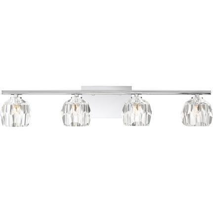 Quoizel Interior Lighting Regalia 4 Light Bath Fixture