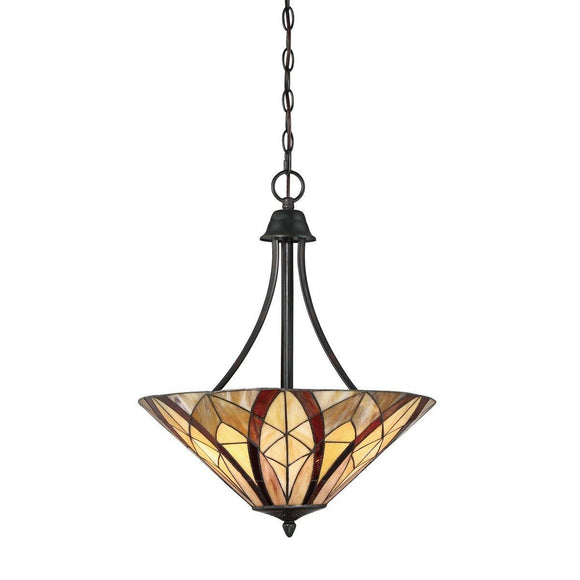 Quoizel Interior Lighting Victory Bronze Pendant