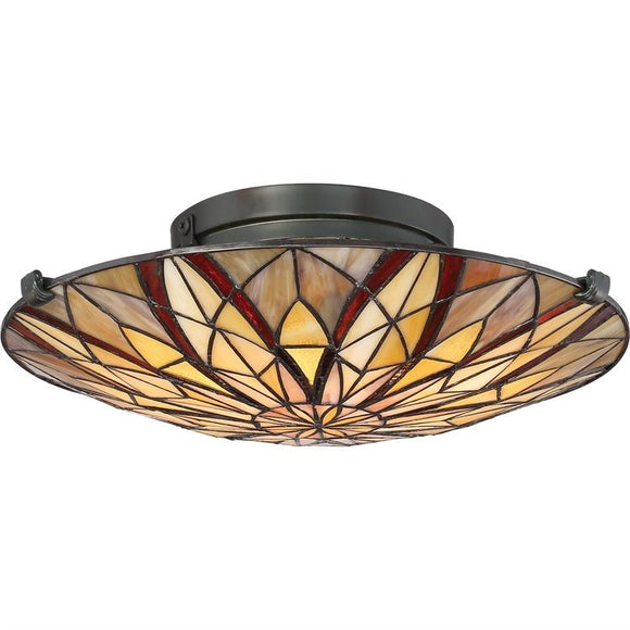 Quoizel Interior Lighting Victory Flush Mount