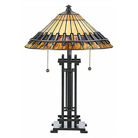 Quoizel Lamps Chastain Table Lamp