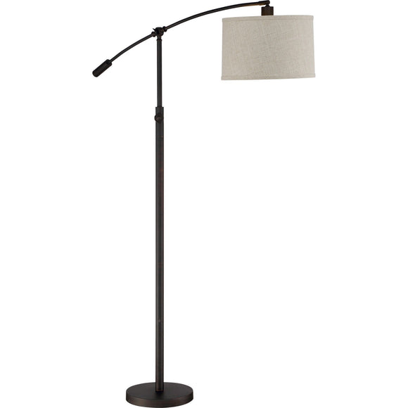 Quoizel Lamps Clift Floor Lamp