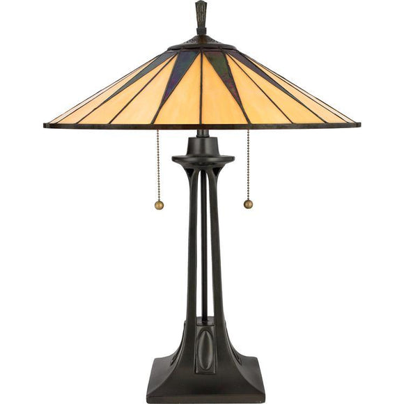 Quoizel Lamps Gotham Table Lamp