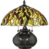 Quoizel Lamps Greenwood Table Lamp