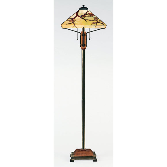 Quoizel Lamps Grove Park Floor Lamp