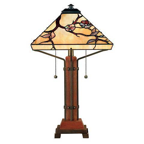 Quoizel Lamps Grove Park Table Lamp
