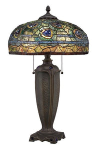 Quoizel Lamps Lynch Table Lamp