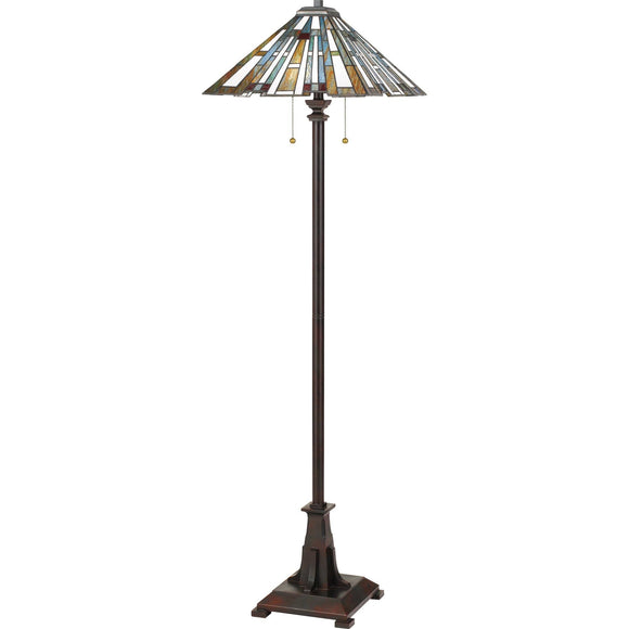 Quoizel Lamps Maybeck Floor Lamp