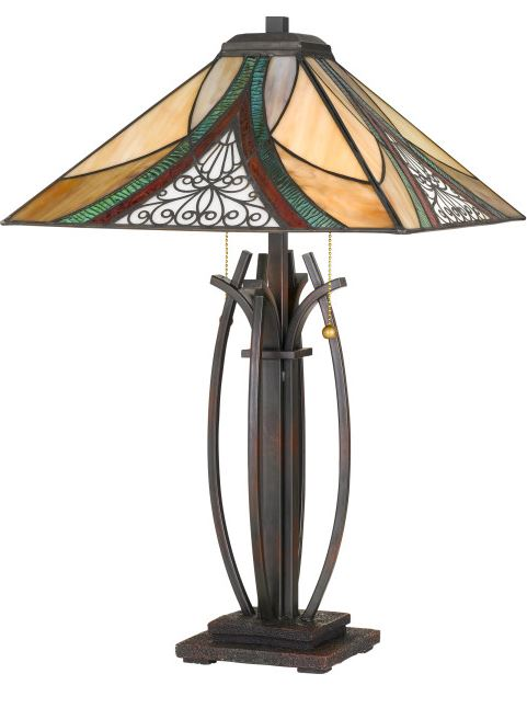 Quoizel Lamps Orleans Table Lamp