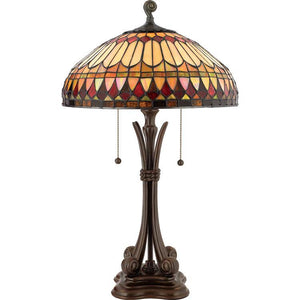 Quoizel Lamps West End Table Lamp