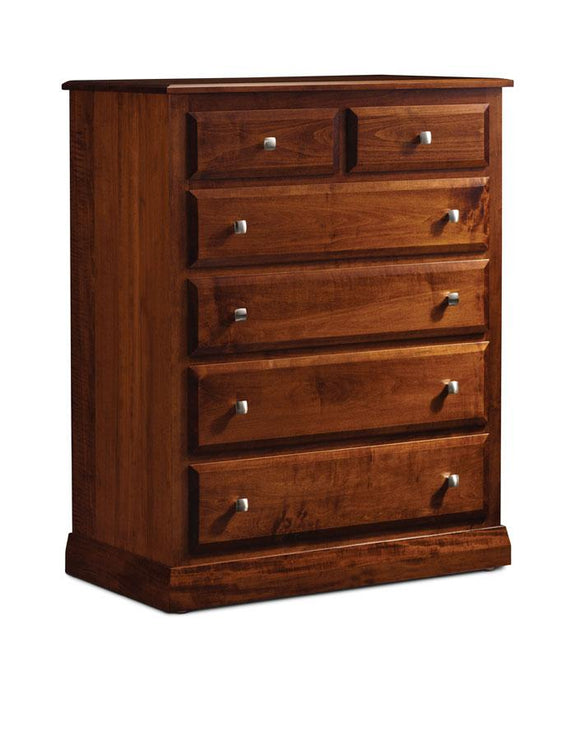 Simply Amish Bedroom Colburn 6-Drawer Chest