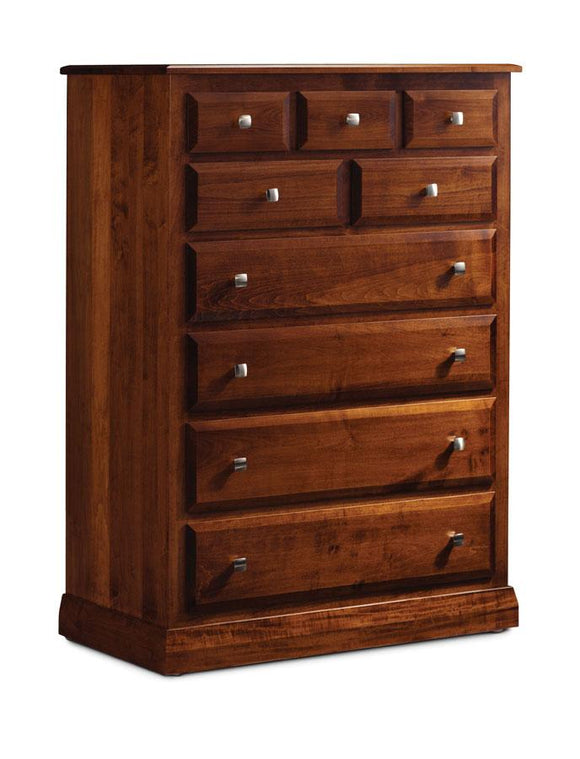 Simply Amish Bedroom Colburn 9-Drawer Chest