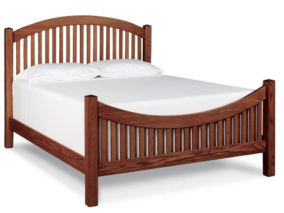 Simply Amish Bedroom Durango Bed California King Complete Bed (no mattress or box spring)