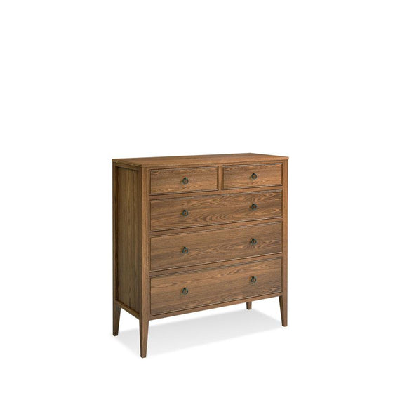 Simply Amish Bedroom Hamptons 5-Drawer Chest