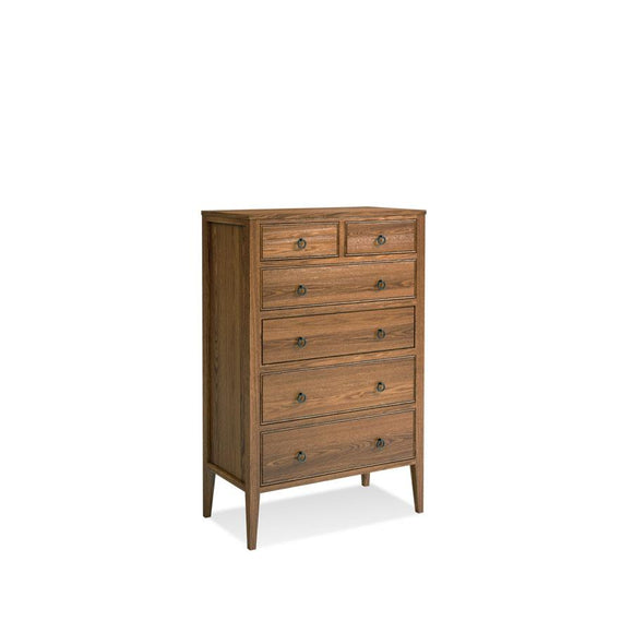 Simply Amish Bedroom Hamptons 6-Drawer Chest