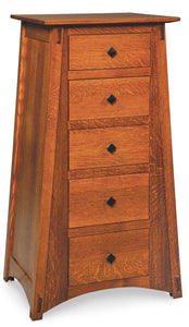 Simply Amish Bedroom McCoy Lingerie Chest