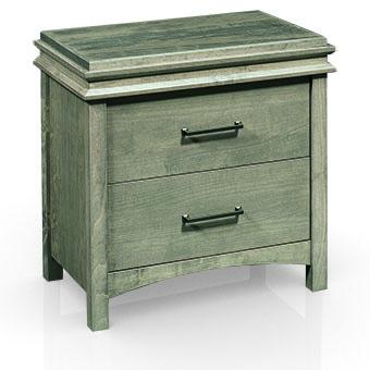 Montgomery 2-Drawer Nightstand by Simply Amish