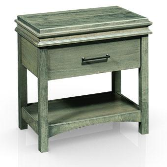 Montgomery Nightstand Table, Extra Wide by Simply Amish