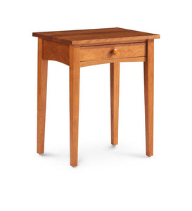 Simply Amish Bedroom Shaker Nightstand Table