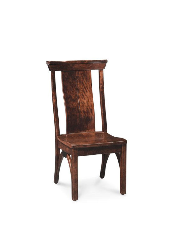 Simply Amish Dining B&O Railroad Trestle Bridge Side Chair