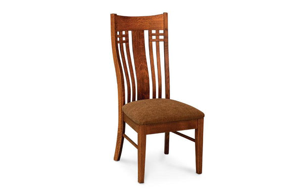 Simply Amish Dining Bradley Side Chair